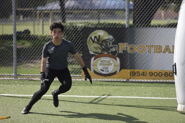 KS GOALKEEPERACADEMY FLORIDA training sessions