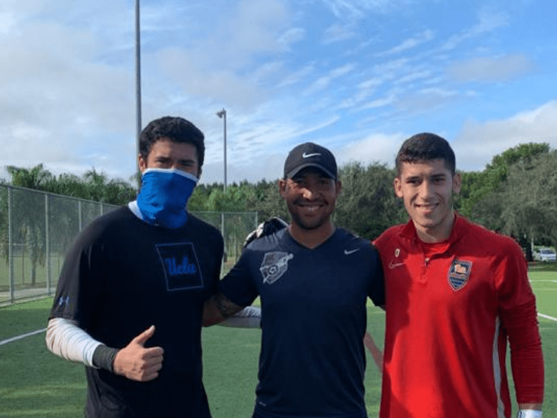 GOALKEEPER ACADEMY FLORIDA GoalKeeper Training